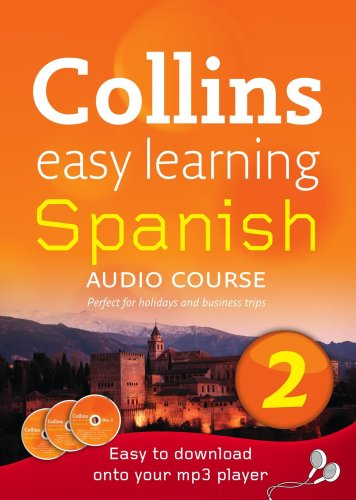 9780007287543: Collins Easy Learning Spanish Level 2 (Collins Easy Learning Audio Course)