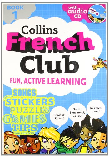 9780007287567: French Club Book 1: Bk. 1 (Book & Audio CD)