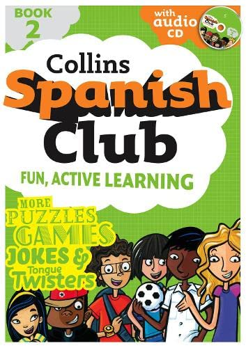 9780007287598: Collins Spanish Club: Book 2 (Collins Club) (Bk. 2)