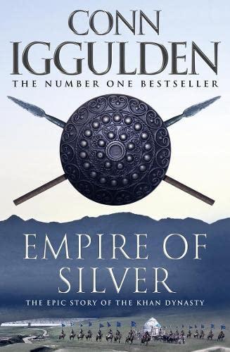 9780007288007: Empire of Silver (Conqueror)