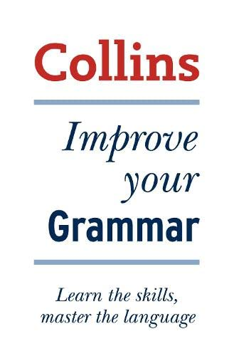 9780007288083: Collins Improve Your Grammar