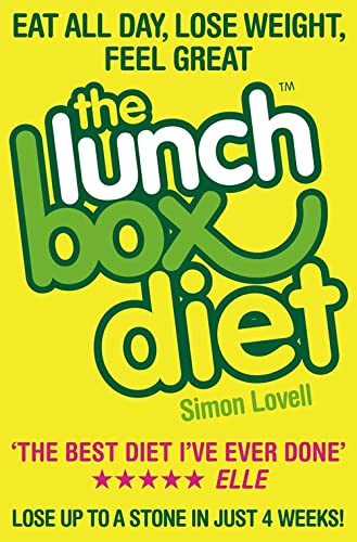 9780007288366: The Lunch Box Diet: Eat All Day, Lose Weight, Feel Great. Lose Up to a Stone in 4 Weeks.