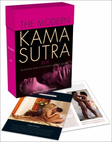 9780007288434: The Modern Kama Sutra in a Box: An Intimate Guide to the Secrets of Erotic Pleasure