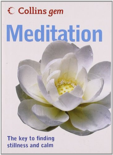 9780007288595: Meditation (Collins Gem)