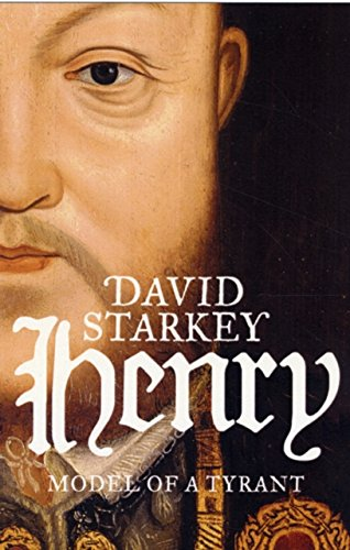 9780007288700: Henry: Model of a Tyrant