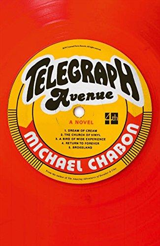 9780007288755: Telegraph Avenue