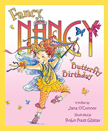 9780007288779: Fancy Nancy and the Butterfly Birthday