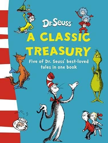 9780007288823: Dr. Seuss: A Classic Treasury