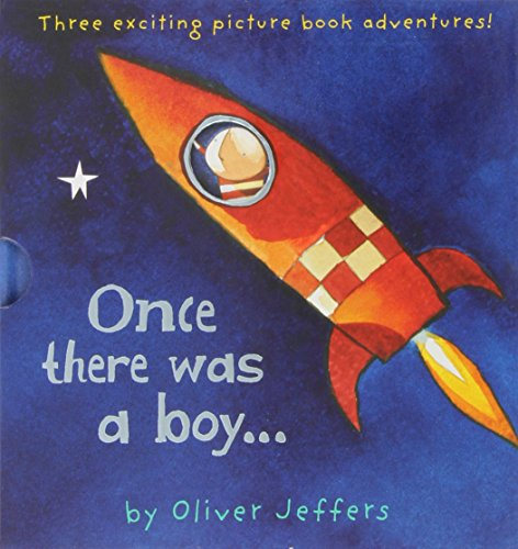 9780007288854: Once There Was a Boy--