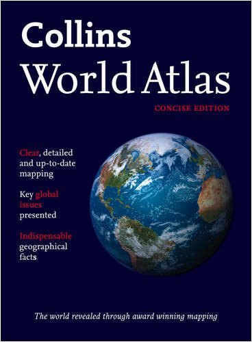 9780007289028: Collins World Atlas: Concise Edition