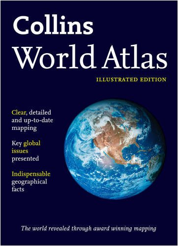 9780007289035: Collins World Atlas: Illustrated Edition (Collins World Atlases)