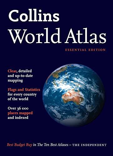 9780007289042: Collins World Atlas: Essential Edition