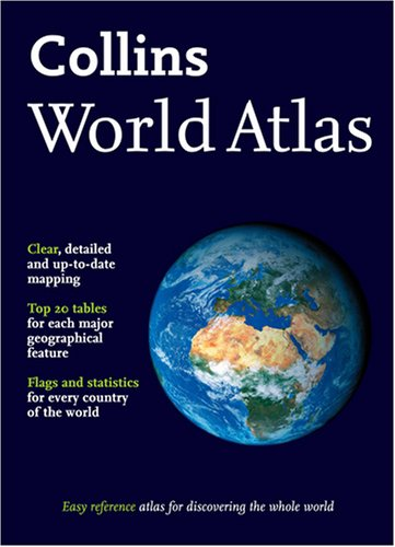 9780007289059: Collins World Atlas: New Edition (Collins World Atlases)