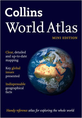 9780007289066: Collins World Atlas: Mini Edition (Collins World Atlases)