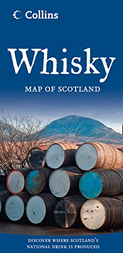 9780007289493: Whisky Map of Scotland (Pictorial Maps)