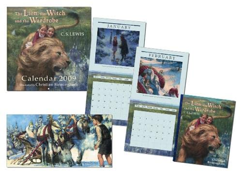 9780007289578: Narnia Calendar 2009 plus The Lion, the Witch and the Wardrobe Picture Book: AND The Lion, the Witch and the Wardrobe Picture Book