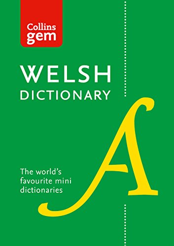 9780007289592: Collins GEM Welsh Dictionary (English and Welsh Edition)