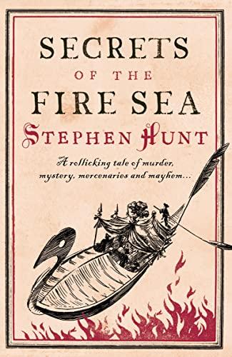 9780007289639: Secrets of the Fire Sea