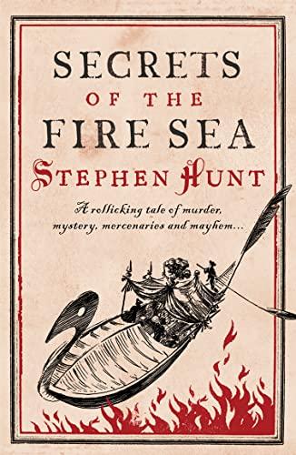 9780007289691: Secrets of the Fire Sea