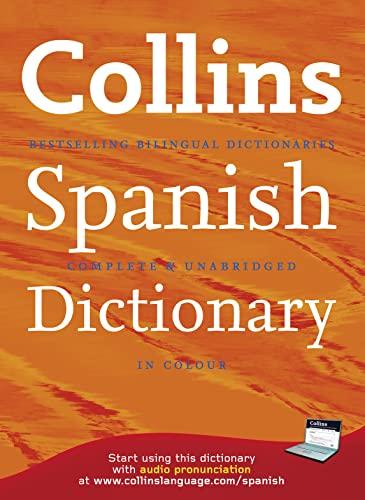 9780007289783: Collins Spanish Dictionary: Complete & Unabridged