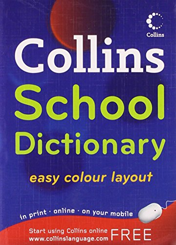 9780007289790: Collins School Dictionary