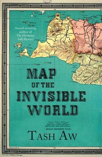 [signed] Map of the Invisible World [signed]