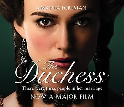 9780007290796: The Duchess