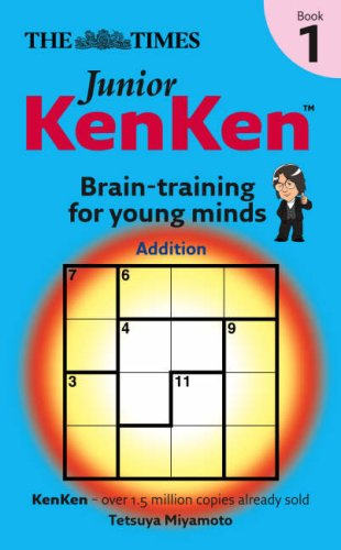 9780007290857: The Times Junior KenKen Book 1: Brain Training for Young Minds