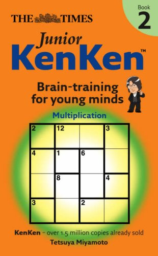 9780007290864: The Times Junior KenKen Book 2: Brain Training for Young Minds