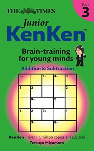 9780007290871: The Times Junior KenKen Book 3