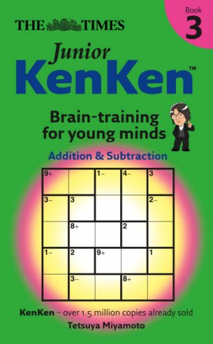 9780007290871: The Times Junior KenKen Book 3: Brain Training for Young Minds