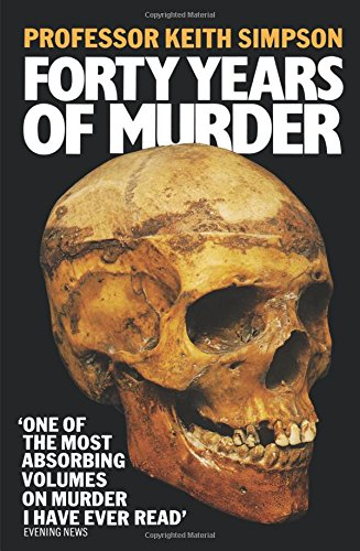 9780007291274: Forty Years of Murder