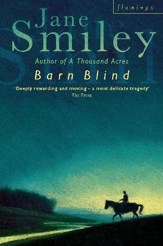 9780007291281: Barn Blind