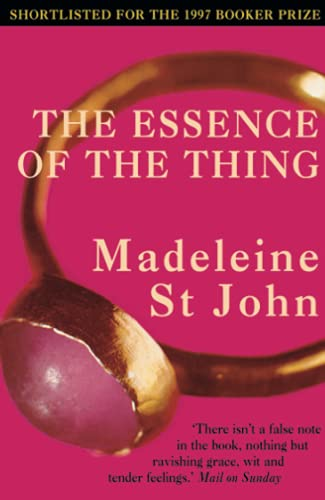 9780007291359: Essence of the Thing