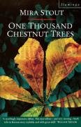 9780007291427: One Thousand Chestnut Trees