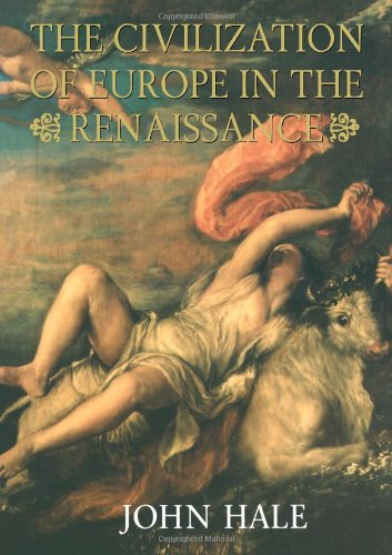 9780007291595: THE CIVILIZATION OF EUROPE IN THE RENAISSANCE