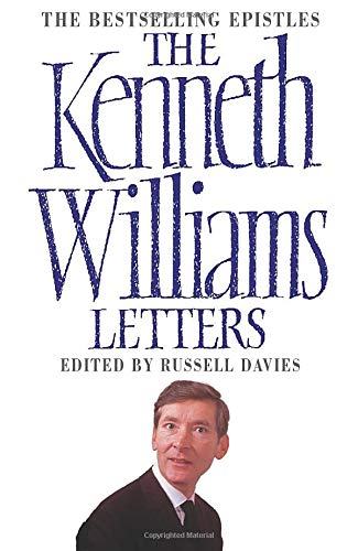 9780007291922: The Kenneth Williams Letters