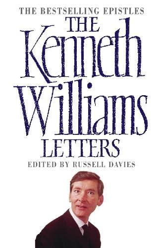 9780007291922: Kenneth Williams Letters