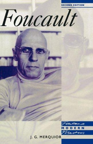 9780007292226: Foucault (Fontana Modern Masters)