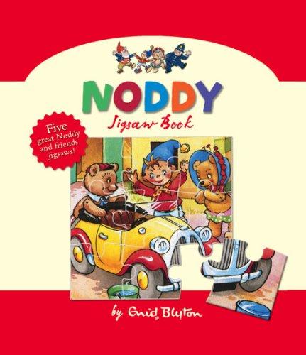 9780007292332: Noddy Jigsaw Book