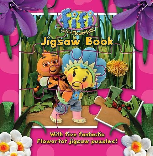 9780007292349: Fifi and the Flowertots - Fifi Jigsaw Book