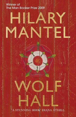 Wolf Hall (0007292414) by Hilary Mantel