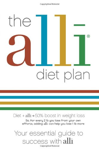 9780007292523: The Alli Diet Plan: Your Essential Guide to Success with Alli