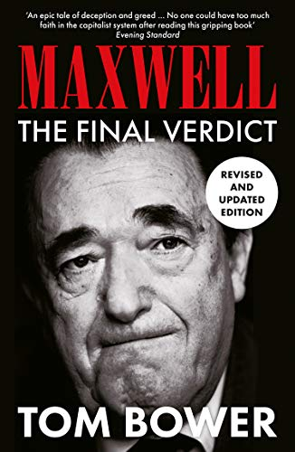 9780007292875: Maxwell: The Final Verdict