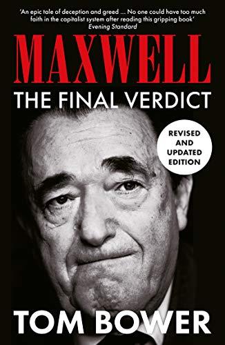 9780007292875: Maxwell: The Final Verdict