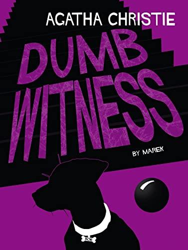 9780007293100: Dumb Witness