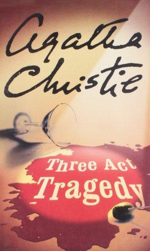 9780007293230: Three Act Tragedy