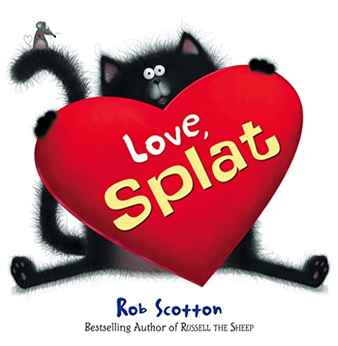 9780007293407: Love, Splat (Splat the Cat)