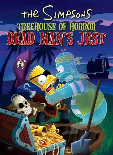 9780007293582: Dead Man?s Jest (The Simpsons Treehouse of Horror)