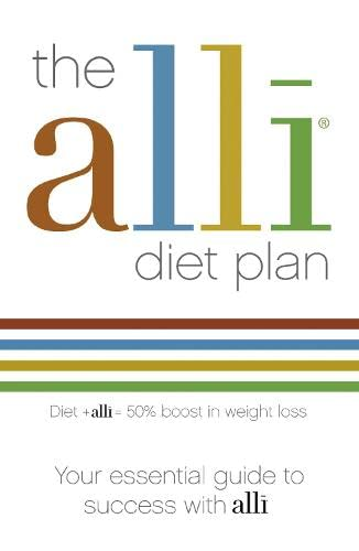 9780007293728: The alli Diet Plan: Your Essential Guide to Success with alli